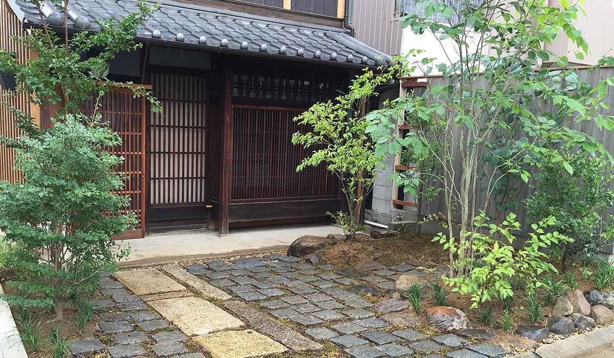 土屋作庭所 奈良の庭師 土屋裕
