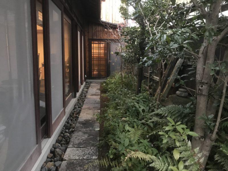 土屋作庭所の作庭例 奈良市NT邸