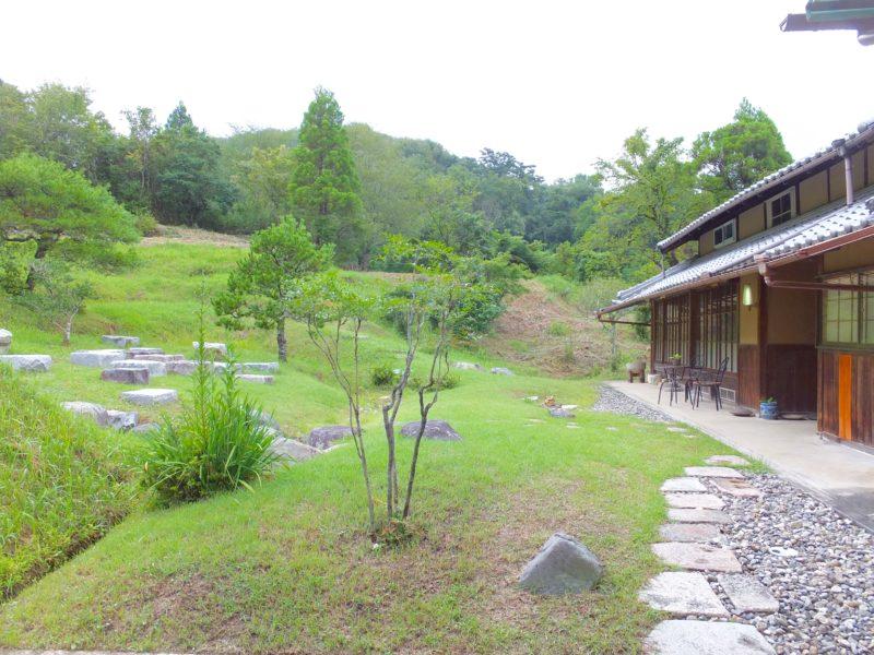 土屋作庭所の作庭例 甲賀市の庭