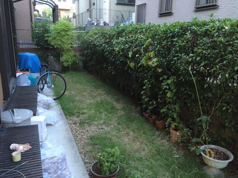土屋作庭所の作庭例 奈良市 N邸