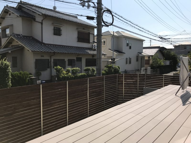 土屋作庭所の作庭例 奈良市H邸