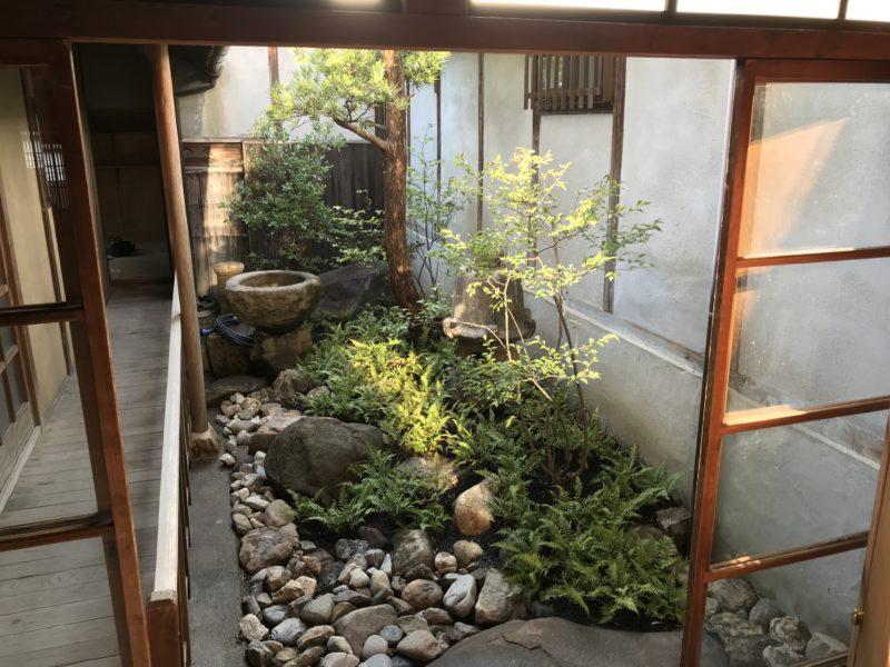 土屋作庭所の作庭例 cizima