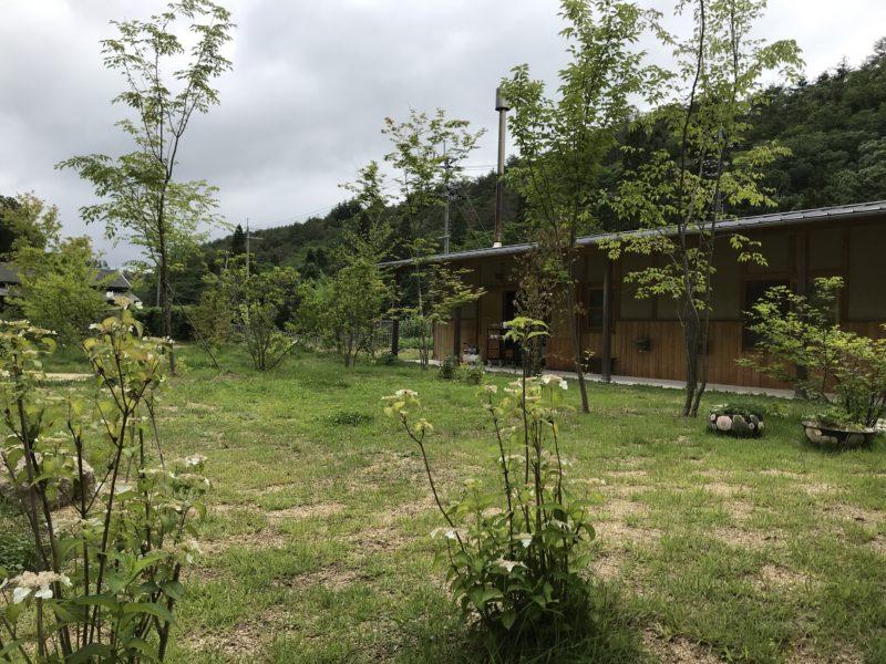 土屋作庭所の作庭例 信楽町の庭